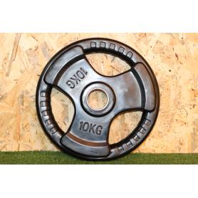 Disco Olimpico 3 Agarre 10KG