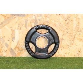 Disco Olimpico 3 Agarre 1.25kg
