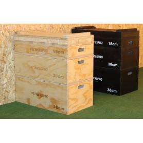 JERK BOX Black PRO x2