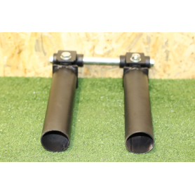 Landmine Doble Rack