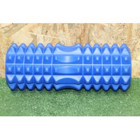 Rodillo Masaje 33cm Azul